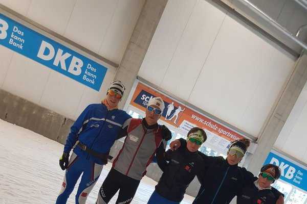 Trainingslager Oberhof 2018
